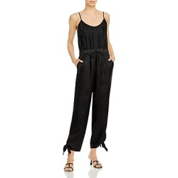 Cinq a Sept Bailey Drawstring Jumpsuit found on Bargain Bro Philippines from bloomingdales.com for $395.00