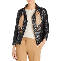 Herno Tie Neck Down Bomber Jacket found on MODAPINS from Bloomingdales UK for USD $750.66