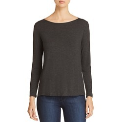 Majestic Filatures Long-Sleeve Boatneck Tee found on Bargain Bro Philippines from bloomingdales.com for $150.00