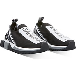 Dolce & Gabbana Women's Logo Slip-On Sneakers found on Bargain Bro from bloomingdales.com for USD $490.20