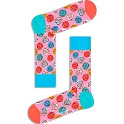 Happy Socks Sweet Hearts Socks found on MODAPINS from bloomingdales.com for USD $14.00