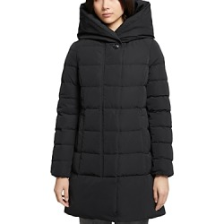 Woolrich Prescott Hooded Down Coat