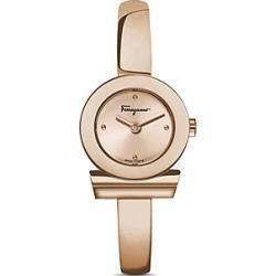 Salvatore Ferragamo Gancino Bracelet Watch, 22mm found on Bargain Bro UK from Bloomingdales UK