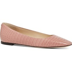 Jimmy Choo Women's Mirele Leather Flats found on MODAPINS from Bloomingdale's Australia for USD $521.55