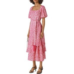 Whistles Gilly Spotted Belted Dress found on Bargain Bro UK from Bloomingdales UK