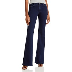 J Brand Valentina High Rise Flare Leg Jeans in Dash found on MODAPINS from Bloomingdale's Australia for USD $184.54