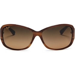 Maui Jim Women's Nalani Polarized Square Sunglasses, 61mm found on Bargain Bro Philippines from Bloomingdales Canada for $295.35