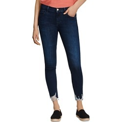 J Brand 835 Cropped Skinny Jeans in Impulse Destruct found on MODAPINS from Bloomingdale's Australia for USD $169.66