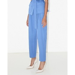Jason Wu Pleated Tapered Pants found on MODAPINS from bloomingdales.com for USD $142.50