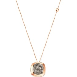 Roberto Coin 18K Rose Gold Carnaby Street Cognac Diamond Pendant Necklace, 28 found on Bargain Bro India from bloomingdales.com for $2500.00