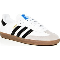 Adidas Men's Samba Og Leather Lace-Up Sneakers found on Bargain Bro Philippines from Bloomingdale's Australia for $84.68
