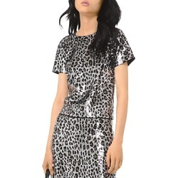 Michael Michael Kors Sequined Leopard Top found on Bargain Bro Philippines from Bloomingdale's Australia for $149.28