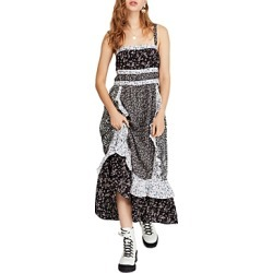 Free People Yesica Mixed Floral Maxi Dress found on Bargain Bro Philippines from Bloomingdale's Australia for $81.41