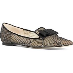 Jimmy Choo Women's Gala Pointed-Toe Flats found on Bargain Bro UK from Bloomingdales UK
