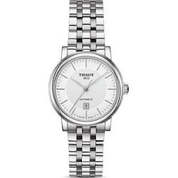 Tissot Carson Premium Link Bracelet Automatic Watch, 30mm