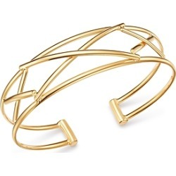 Bloomingdale's Open Design Cuff Bracelet in 14K Yellow Gold - 100% Exclusive found on Bargain Bro Philippines from Bloomingdale's Australia for $3138.30