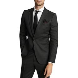 Reiss Valley Solid Slim Fit Suit Jacket