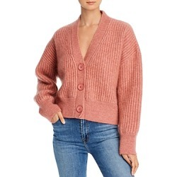 Anine Bing Maxwell Cropped Cardigan Sweater found on MODAPINS from bloomingdales.com for USD $179.55