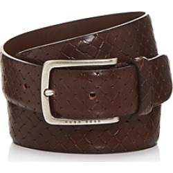 Boss Hugo Boss Men's Chuck Plain Leather Belt found on MODAPINS from bloomingdales.com for USD $98.00