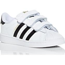 Adidas Unisex Superstar Low Top Sneakers - Walker, Toddler found on Bargain Bro UK from Bloomingdales UK