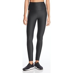 Beach Riot Jade Metallic-Stripe Leggings found on MODAPINS from bloomingdales.com for USD $110.00