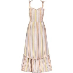 Lemlem Retta Smocked Striped Dress found on MODAPINS from Bloomingdales Canada for USD $394.10