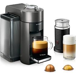 Nespresso Vertuo Coffee & Espresso Maker by De'Longhi with Aeroccino