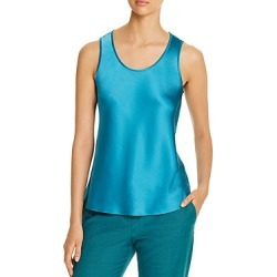 Boss Inolea Satin Scoop Neck Top found on Bargain Bro India from Bloomingdales Canada for $72.23