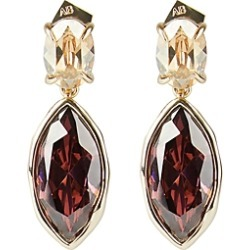 Alexis Bittar Faceted Crystal Oval Drop Earrings found on Bargain Bro Philippines from Bloomingdale's Australia for $95.16