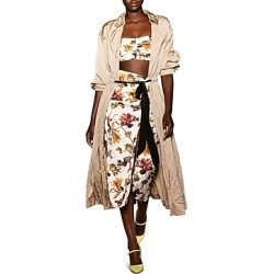 Jason Wu Ribbon Belt Coat found on MODAPINS from bloomingdales.com for USD $898.50