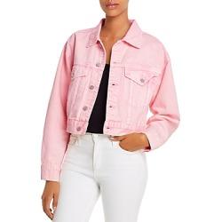 Blanknyc Cropped Denim Jacket
