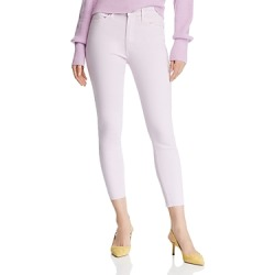 Joe's Jeans Icon Crop Skinny Jeans in Lavender found on Bargain Bro Philippines from Bloomingdale's Australia for $106.14
