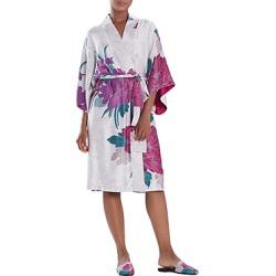 Natori Floral Print Belted Robe found on Bargain Bro UK from Bloomingdales UK