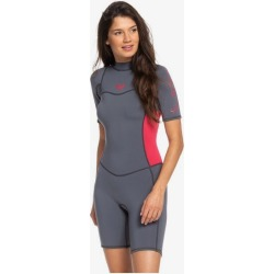 2/2mm Syncro Short Sleeve Back Zip Springsuit found on Bargain Bro from Roxy for USD $72.16