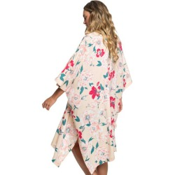 Fringe And Flower Mid-Length Kimono found on MODAPINS from Roxy for USD $60.00