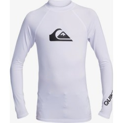 Boy's 8-16 All Time Long Sleeve UPF 50 Rash Vest found on Bargain Bro India from Quicksilver for $29.00