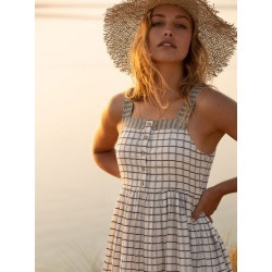 Fun And Games Midi Strappy Dress found on Bargain Bro from Roxy for USD $49.40