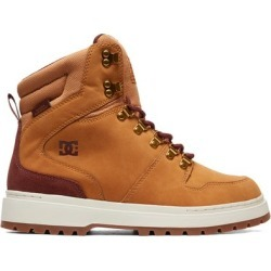 Peary Leather Boots found on Bargain Bro India from DC Shoes for $92.99
