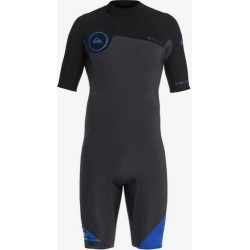 2/2mm Syncro Series Short Sleeve Back Zip FLT Springsuit found on Bargain Bro India from Quicksilver for $75.99