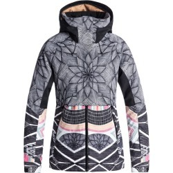 Frozen Flow Snow Jacket found on Bargain Bro India from Roxy for $162.99
