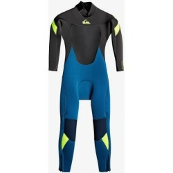 Boy's 2-7 3/2mm Syncro Back Zip GBS Wetsuit found on Bargain Bro India from Quicksilver for $129.95
