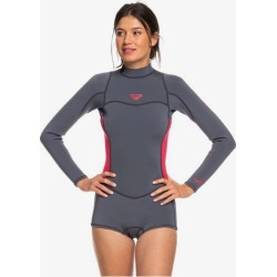 2/2mm Syncro Long Sleeve Back Zip Springsuit found on Bargain Bro from Roxy for USD $79.76