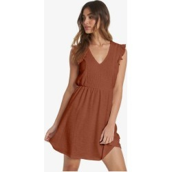 Morning Breeze Sleeveless V Neck Dress found on Bargain Bro India from Roxy for $22.99