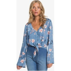 Winter Garden Long Sleeve Top found on Bargain Bro from Roxy for USD $34.20