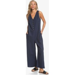 Technicolor Life Sleeveless Ankle Length Jumpsuit found on Bargain Bro from Roxy for USD $49.40