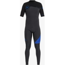 2/2mm Syncro Series Short Sleeve Back Zip Flt Springsuit found on Bargain Bro India from Quicksilver for $95.99