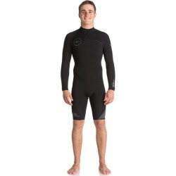 2/2mm Syncro Series Long Sleeve Back Zip FLT Springsuit found on Bargain Bro Philippines from Quicksilver for $119.95