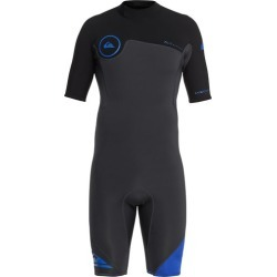 2/2mm Syncro Series Short Sleeve Back Zip FLT Springsuit found on Bargain Bro Philippines from Quicksilver for $94.95