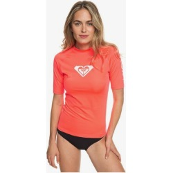 Whole Hearted Short Sleeve UPF 50 Rashguard found on Bargain Bro Philippines from Roxy for $15.99