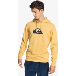 Comp Logo Organic Hoodie found on MODAPINS from Quicksilver for USD $50.00